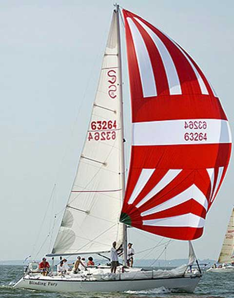 1985 Schock 35  sailboat
