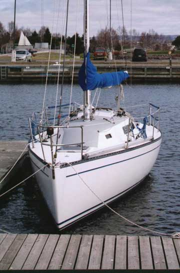 Schock Wavelength 30 Yacht For Sale