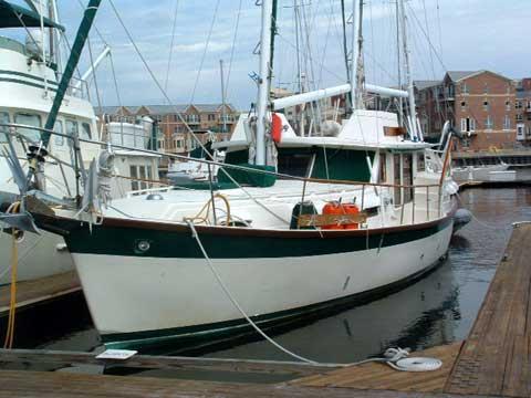 Schucker 50 Yacht For Sale