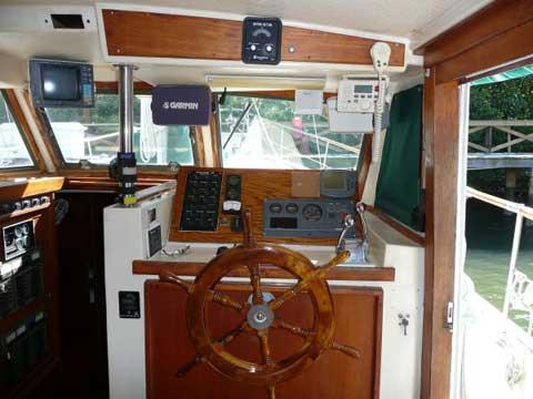 Schucker 50 yacht
