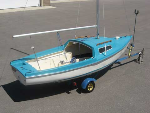 Schwill, DS-16 1980 sailboat