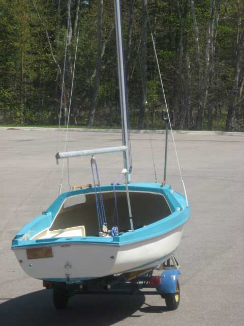 Schwill, DS-16 1980 sailboat