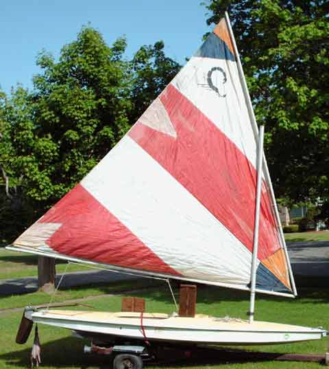 Scorpion sailboat
