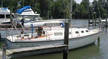 1979 Seafarer 30 sailboat