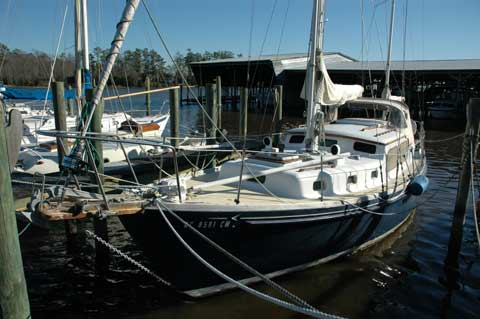 Seafarer 36
