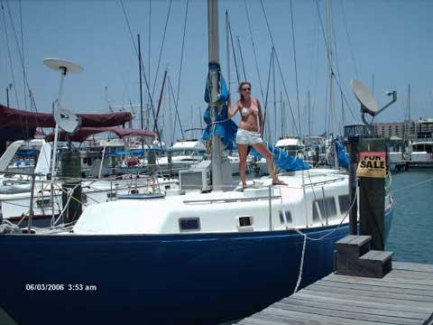 Seafarer 38