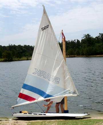 2005 Sea Flea sailboat