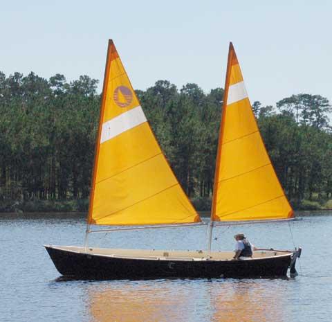 Sea Pearl 21sailboat