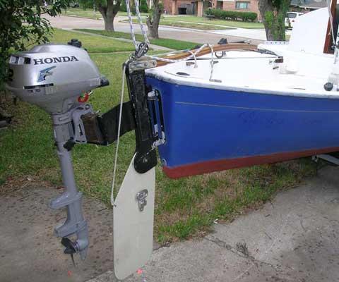 Sea Pearl 21 trimaran sailboat