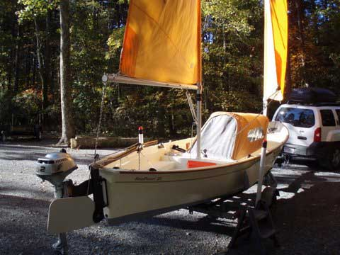 Sea Pearl, 21, 2008 sailboat