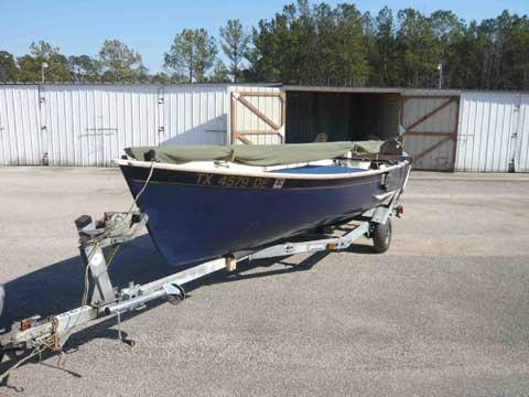 SeaPearl, 21, 1988 sailboat