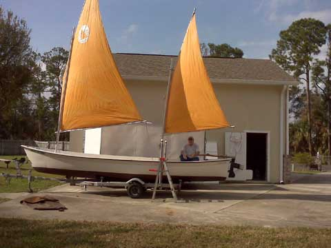 Sea Pearl 21, 1985 sailboat