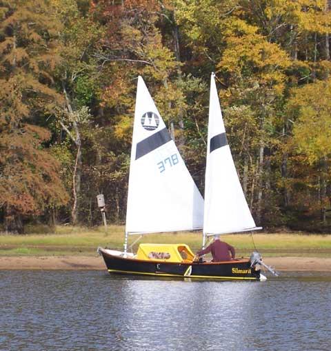 Sea Pearl 21, 1993 sailboat