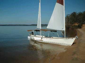 1986 Sea Pearl 21