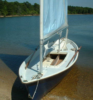 1985 Sea Pearl 21
