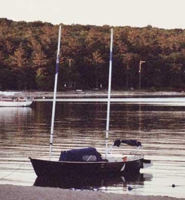 1991 Sea Pearl 21