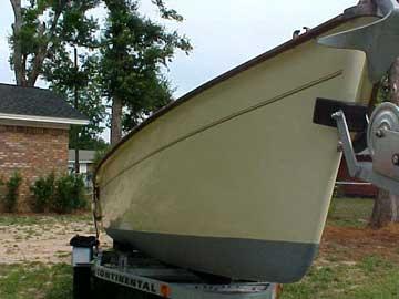 2005 Sea Pearl 21