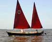 2000 Sea Pearl 21 sailboat