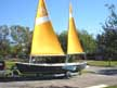 1989 Sea Pearl 21 sailboat