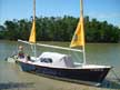 1988 Sea Pearl 21 sailboat