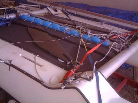 Sea Spray 15, 1982 sailboat