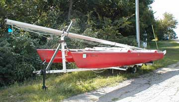 1974 Seaspray 18 sailboat