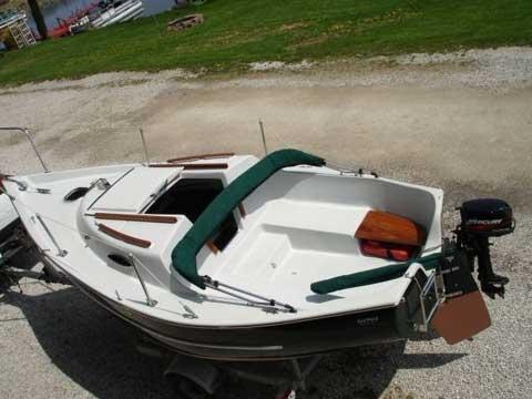 Seaward Fox 17 sailboat