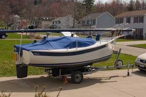 Seaward Fox 20 Sailboat For Sale