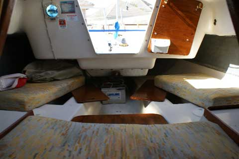 Seaward Fox 1992 Houston Texas Sailboat For Sale