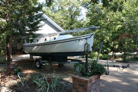 Seaward 22, 1985 sailboat