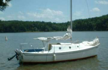 1985 Seaward 22