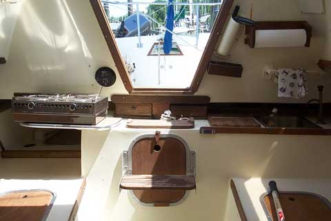 Seaward 24 sailboat