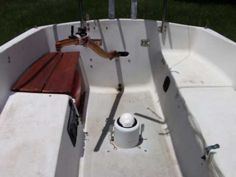 Seaward 24, 1989 sailboat