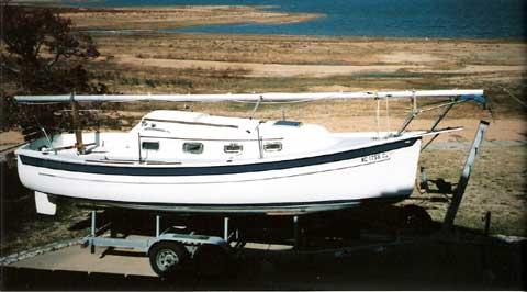 Seaward 25 Sailboat For Sale