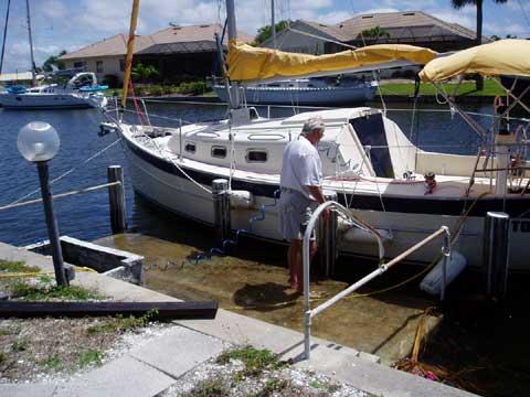 Seaward 26 RK, 2004 sailboat