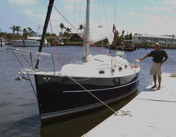 Seaward 26 Rk Sailboat For Sale