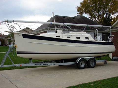 Seaward 26rk Sailboat For Sale