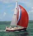 2002 Seaward 32 RK sailboat