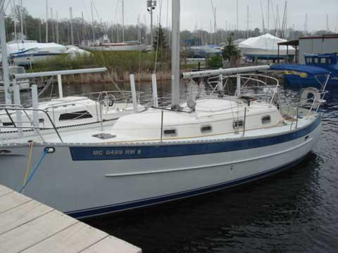Seaward Eagle, 34 sailboat
