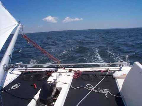 Seawind 24 sailboat