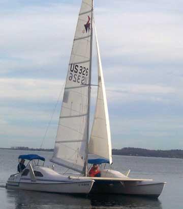 1987 Seawind 24