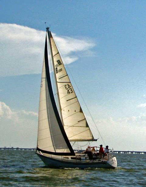 Seidelmann 299, 1979 sailboat