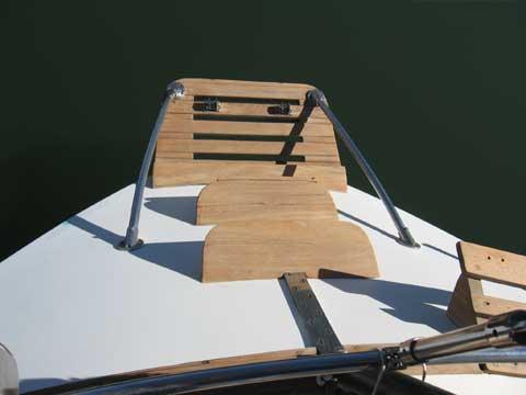 Serendipity 43 sailboat