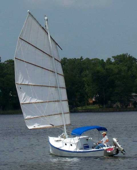 Sharpie 26 sailboat