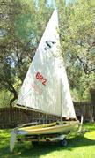 1970 Sidewinder 16 sailboat
