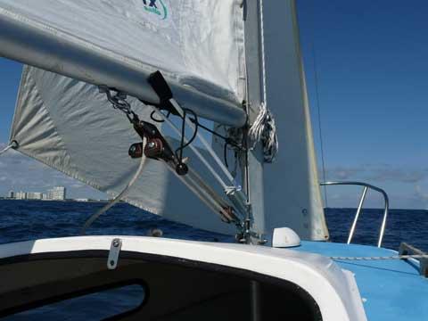 Vandestadt MacGruer Siren 17, 1976 sailboat