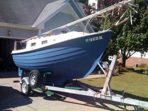 Southern Sails Skipper 20, 1980 sailboat