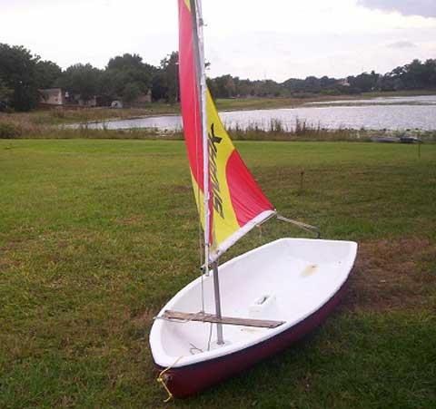 Snark 1980 sailboat