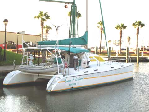 Solaris Sunstar 36 sailboat