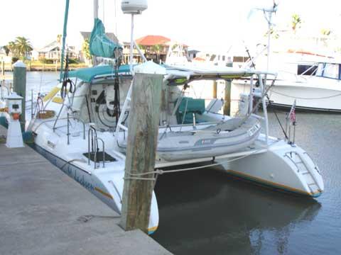 Solaris Sunstar 36 sailboat